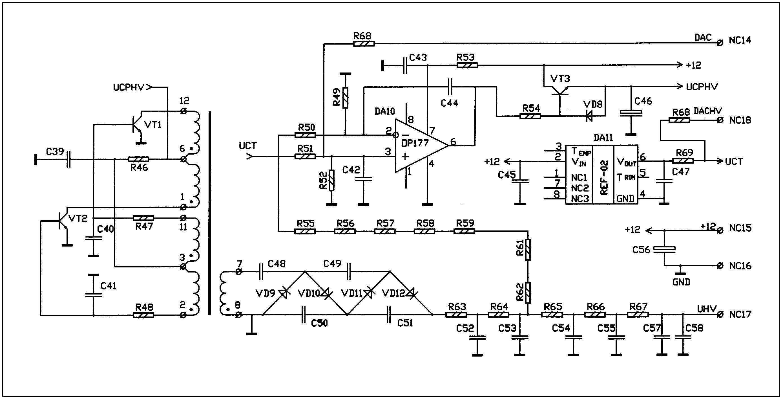 Pc x101ch схема